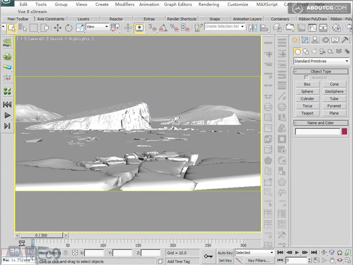 Create_Ice_Landscape_With_Mentalray_And_Texture_P013