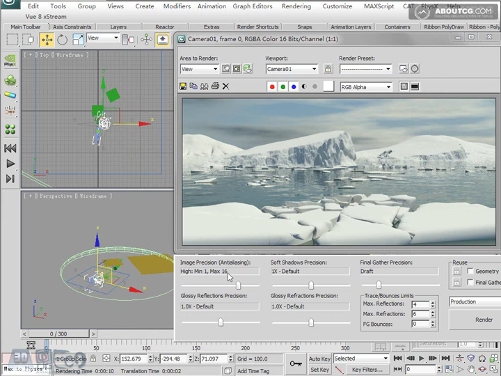 Create_Ice_Landscape_With_Mentalray_And_Texture_P02_3