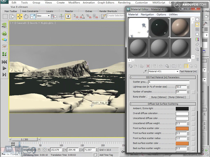 Create_Ice_Landscape_With_Mentalray_And_Texture_P03_1