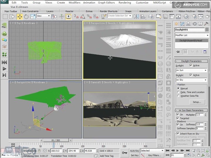 Create_Ice_Landscape_With_Mentalray_And_Texture_P04_1